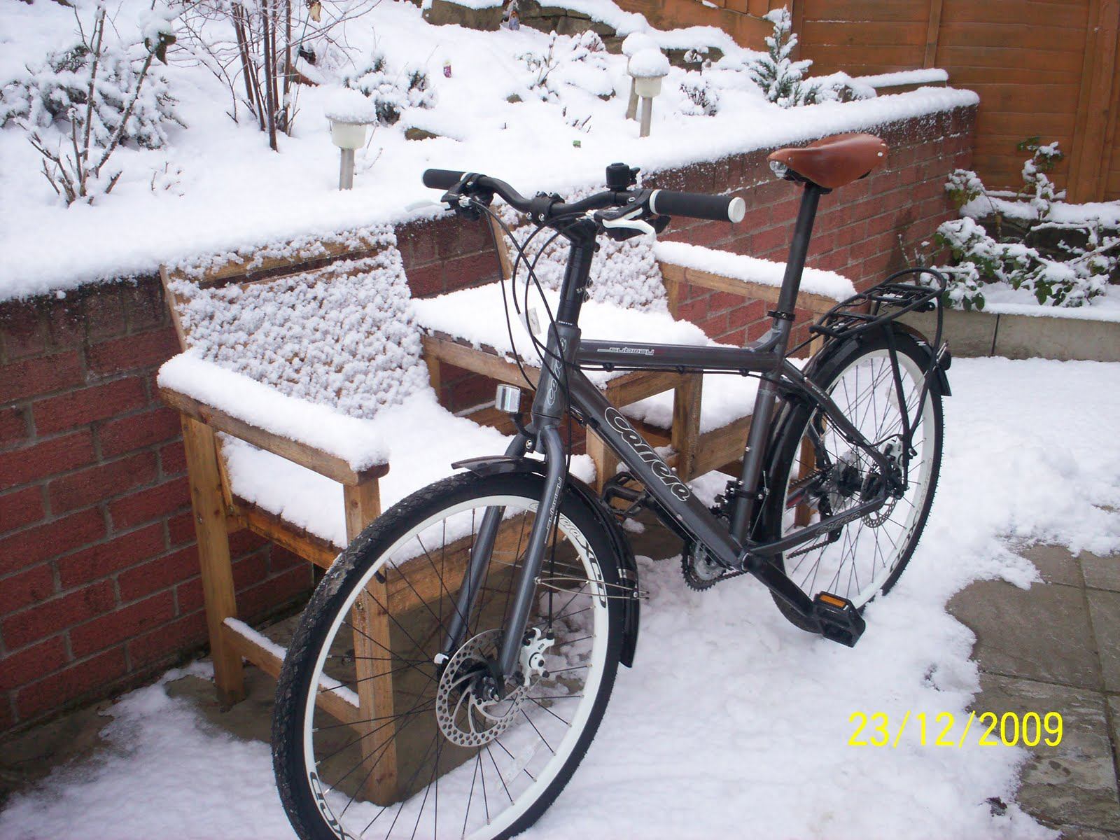 Well here she is…My Carrera Subway LTD    Welshcyclist's Weblog